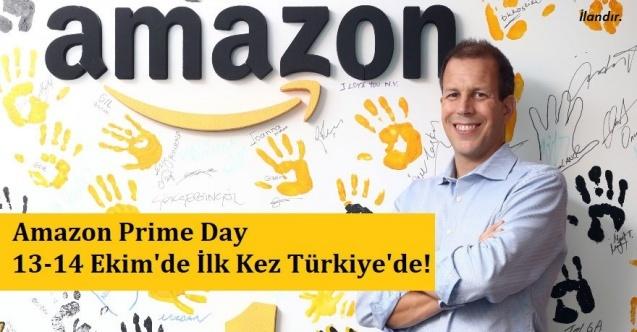 Amazon Prime Day 13 ve 14 Ekim'de ilk kez Türkiye'de