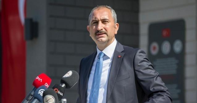 Bakan Gül: Kimsenin mahkemeleri etkilemeye, tesir altına almaya hakkı ve yetkisi yoktur