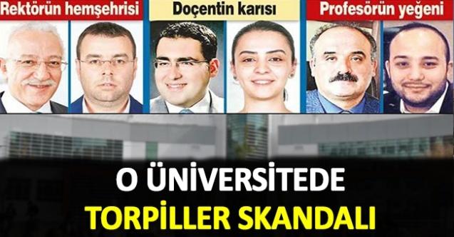 Necmettin Erbakan Üniversitesi'nde torpil skandalı