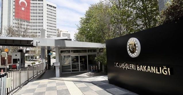 Türkiye'den Rus mahkemesinin mahkumiyet kararına tepki