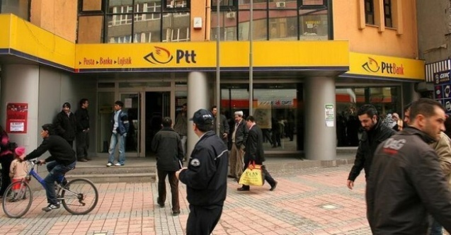 PTT emekçileri isyan etti: Maaşlarımız eksik yatıyor