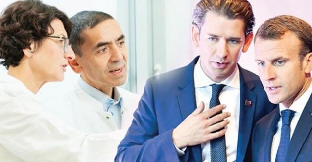 AB'den Macron ve Kurz'a fren: 2 Türk aşı buldu şimdi olmaz