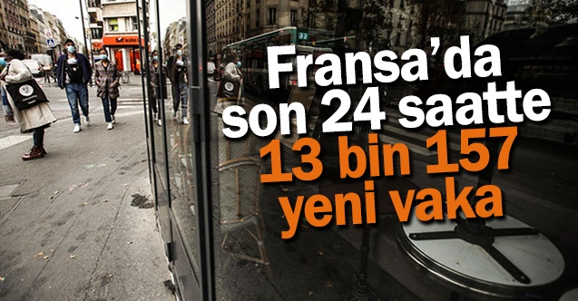 Fransa'da son 24 saatte 215 kişi Covid-19 nedeni ile hayatını kaybetti