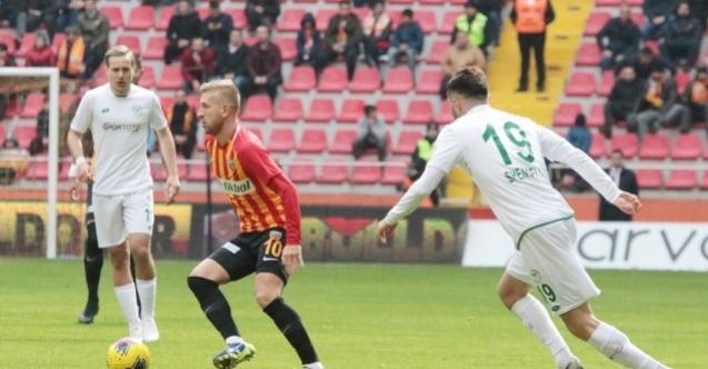 Kayserispor Konyaspor 27. kez karşılaşacak