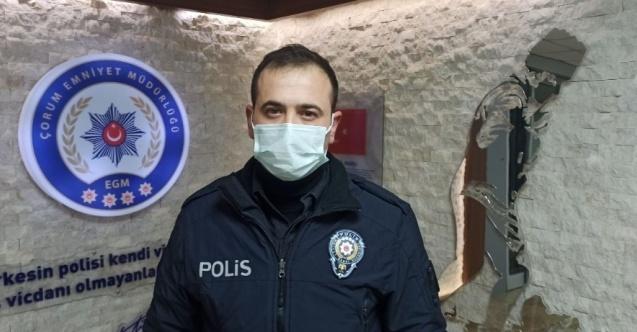 Süleyman Soylu'nun paylaştığı polis memuru o anı anlattı