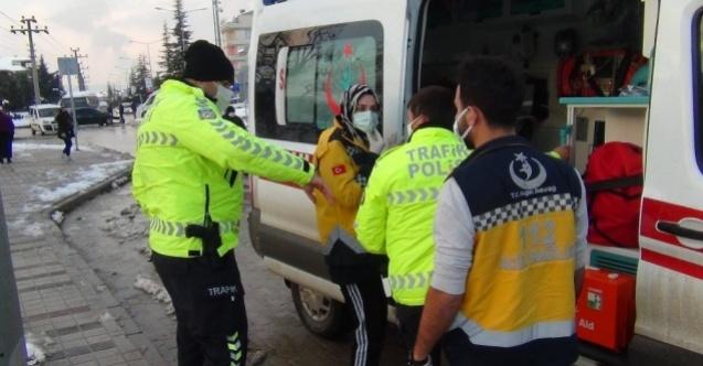 Görevden çıkıp evlerine giden polisler ölümden döndü: 2 yaralı