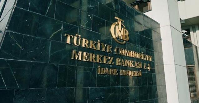 Merkez Bankası'nın resmi rezervleri yüzde 2,6 arttı
