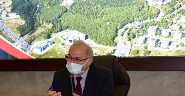 OMÜ Rektörü Ünal'dan 'yüz yüze eğitim' açıklaması