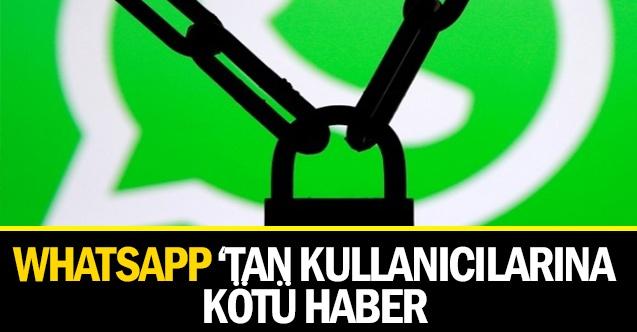 Whatsapp'ın Gizlilik Sözleşmesini Kabul Etmeyenlerle İlgili Karar Verildi