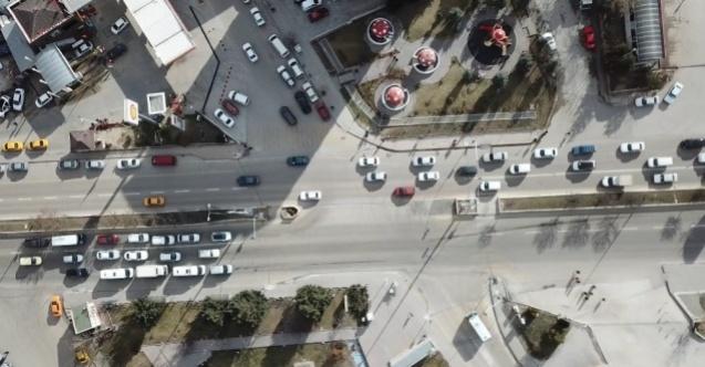 Trafikte 'akıllı kavşak' dönemi başlıyor