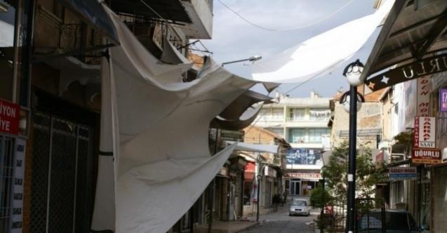 Aydın ve Ege Denizi'nde fırtına uyarısı