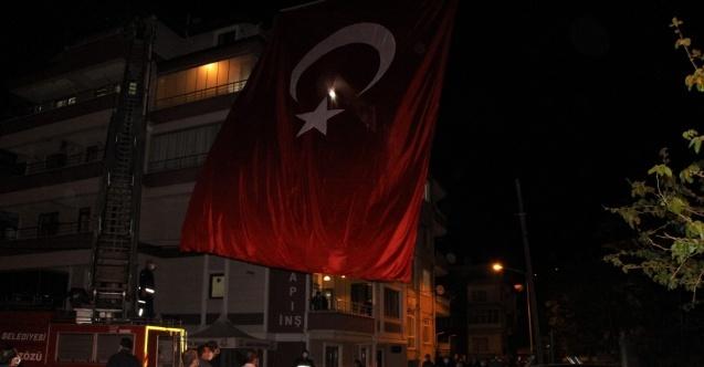 Pençe Yıldırım Harekatında Şehit ateşi Amasya'ya düştü