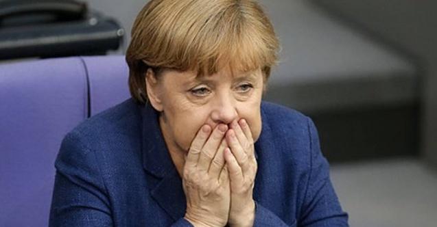 Merkel'i panikleten anket sonuçları açıklandı