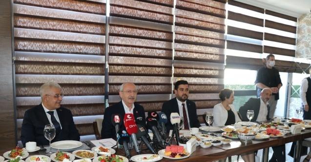 """Kılıçdaroğlu: """"HDP Genel Başkanı 'İttifak yapmayacağız' dedi"""""""