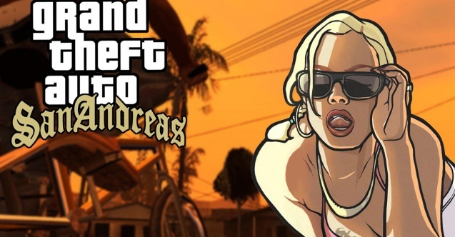 GTA San Andreas hileleri 2021!
