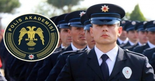 Polis memurları arasından 1000 komiser yardımcısı adayı alınacak