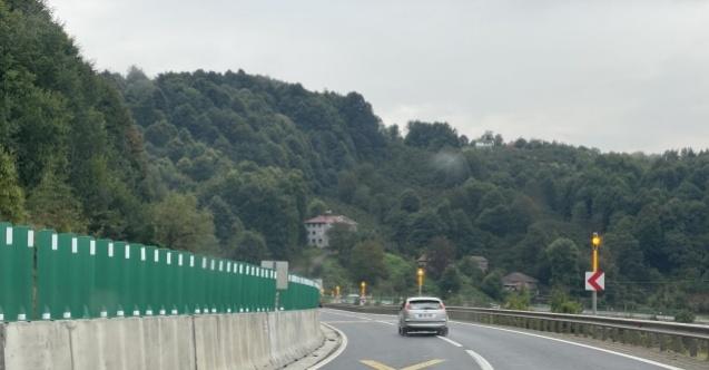 Bolu Dağı'na sürücüleri rahatlatan çözüm