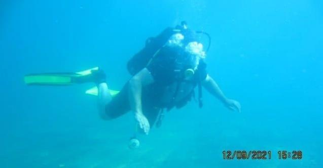 Su altı tutkunlarının yeni gözdesi Van Gölü'nün derinlikleri