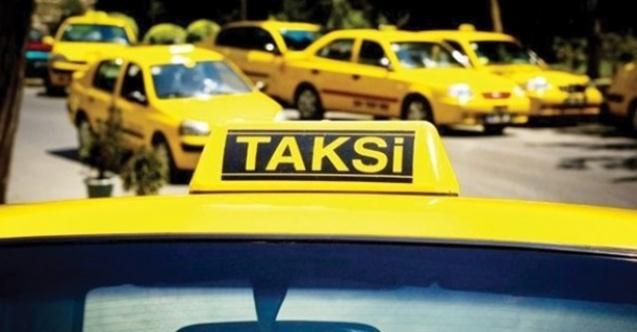 Taksi şoförleri için yaş sınırında yeni düzenleme