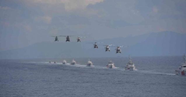 Anadolu Yıldızı-2021'in deniz safhası sona erdi
