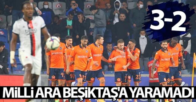 Beşiktaş, ara sonrası kayıp