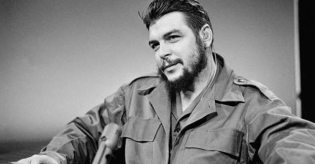 Devrimci hareketin sembol ismi: Che Guevara Anılıyor