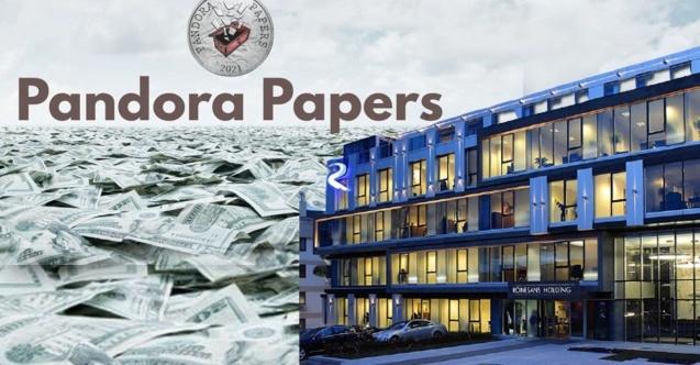 Pandora Papers nedir? Pandora Papers sızıntısı nedir? Offshore ne demek?
